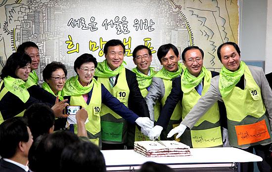 韓国:進歩大統合と進歩大絶望 ...